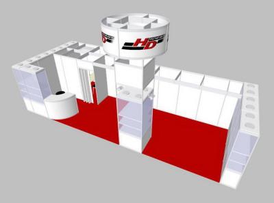 Expoziční systémy a vystavnictví