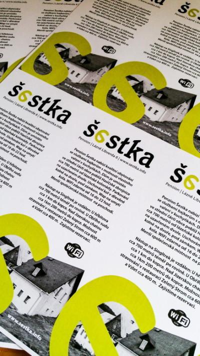 Tisk letáků, flyerů a leafletů