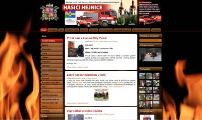 Klasické neresponzivní webové stránky