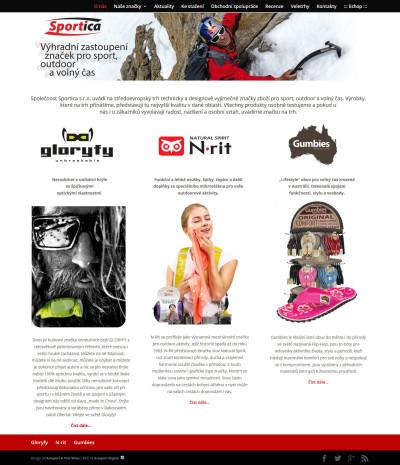 Responzivní webové stránky