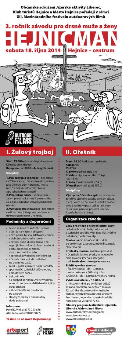 Grafické zpracování plakátů