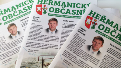 Tisk periodik, časopisů a bulletinů