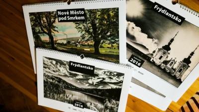 Tisk nástěnných kalendářů