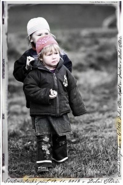 Svatomartinská pouť na Dolní Oldřiši 2012