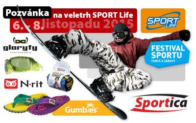 Realizace zakázek pro sport a outdoor