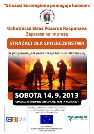 Realizace pro hasiče