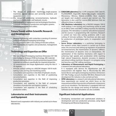 Realizace zakázek pro školy a univerzity