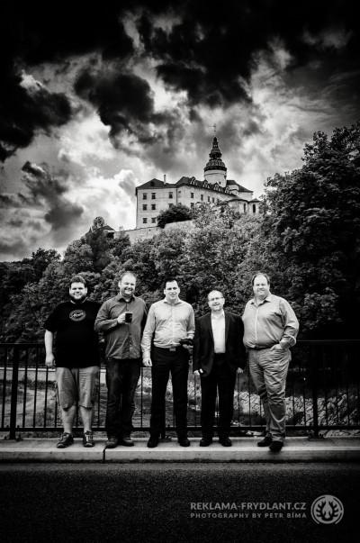 Europoslanec Tomáš Zdechovský navštívil frýdlantský pivovar